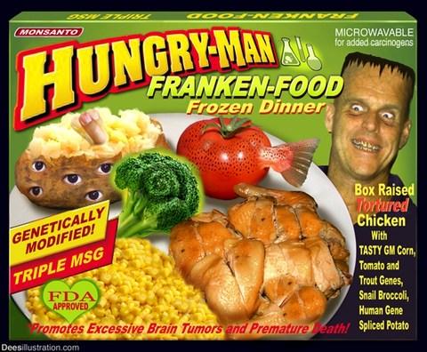 The dangers of Genetically Engineered foods