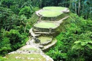 The Tairona Stone City