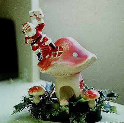 Origins of Santa (the Siberian / Sami Shaman)