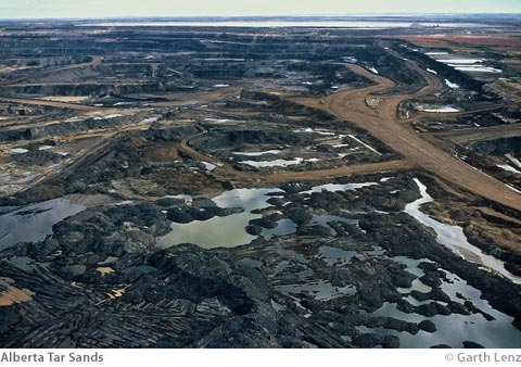 The Canadian Oil Sands Disaster