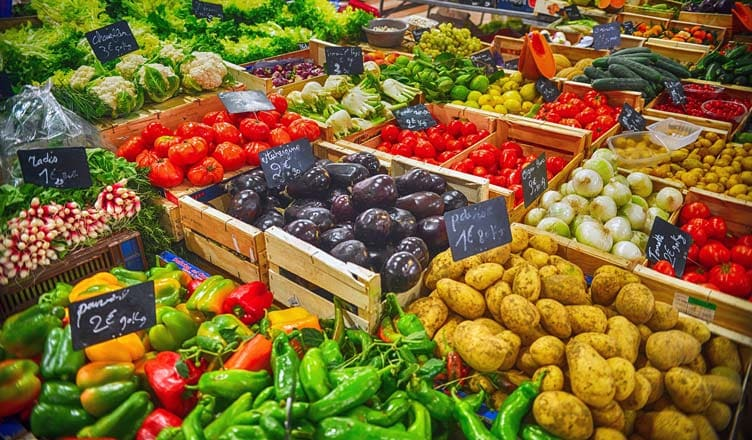Do you need to eat organic food to avoid poisoning yourself?