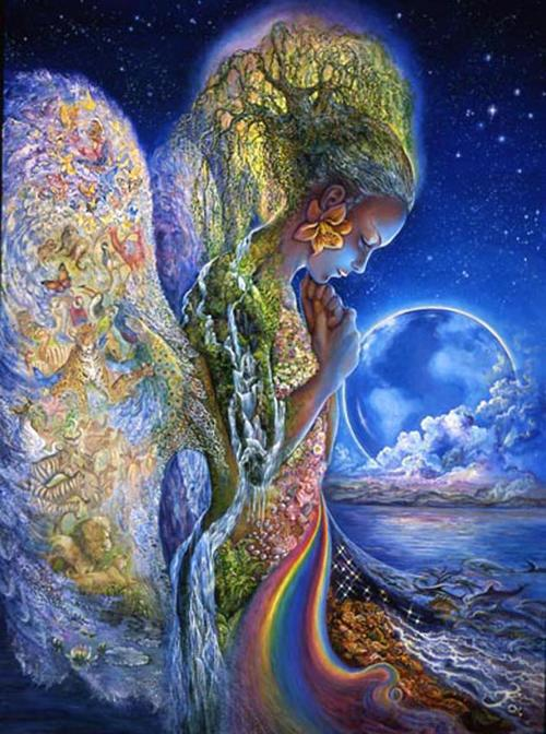 The Return of the Goddess — Embracing the Mother